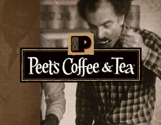 Work - Peet's Coffee & Tea